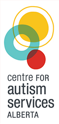 Centre for Autism Services Alberta logo